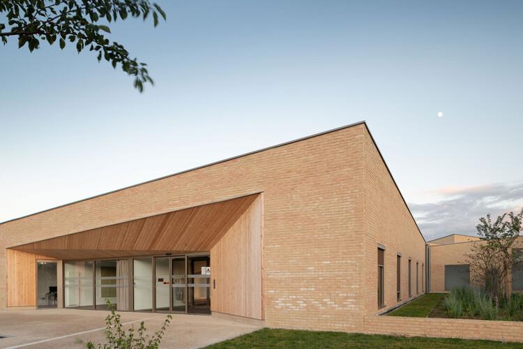 Casa de Atendimento Médico / K&+ Architecture Globale, © Pierre Pommereau