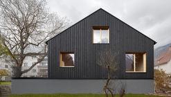 Casa hecha de abeto / MWArchitekten