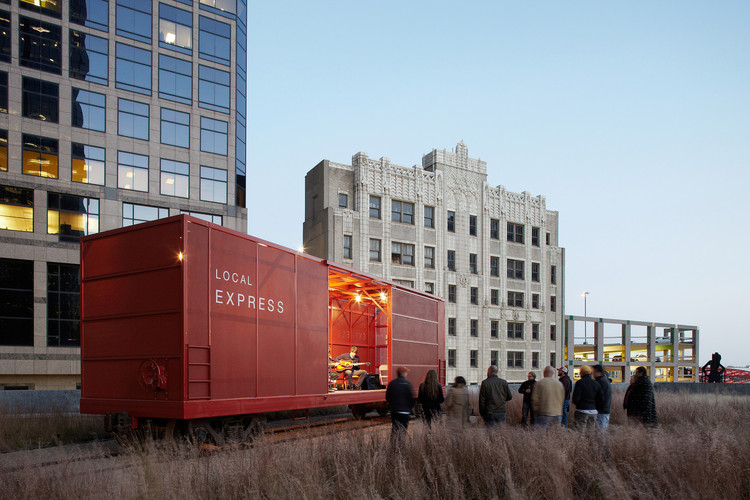 Shipping Container Architecture: Debunking the Design Trend of the Decade, © Mike Sinclair