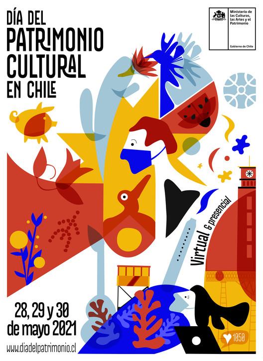 Día del Patrimonio Cultural en Chile 2021