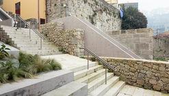 Escadas do Monte dos Judeus / depA architects + Pablo Pita Arquitectos