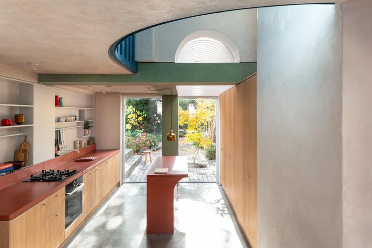 Casa remodelada / Studio Ben Allen, © French + Tye