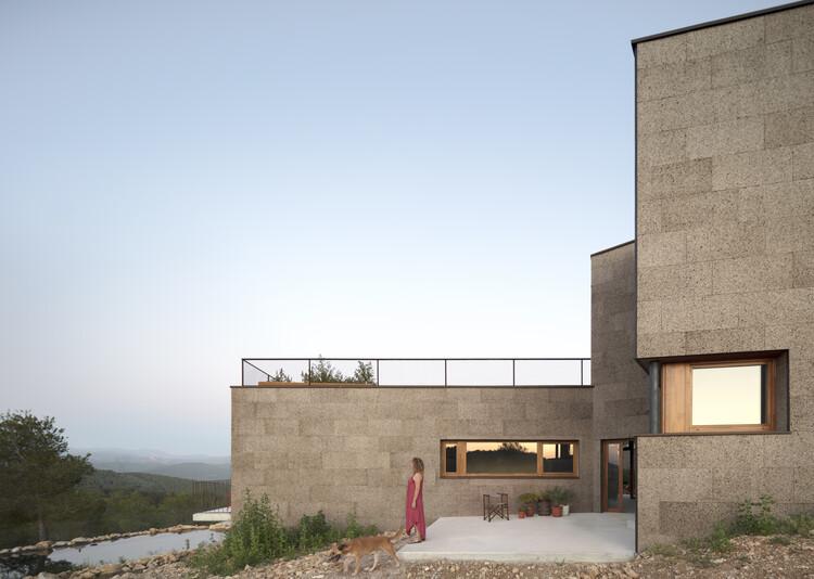 House in the Woods / El Fil Verd, Estudi d'Arquitectura, © Milena Villaba