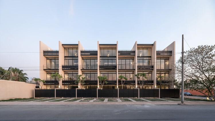 Edificio Buréa / Lavalle + Peniche Arquitectos, © Manolo R. Solís