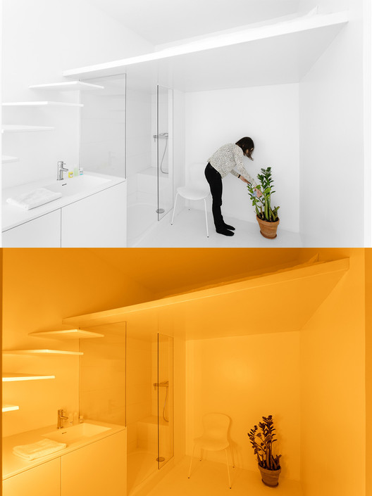 Appartement Spectral / BETILLON / DORVAL‐BORY. Image Courtesy of BETILLON / DORVAL‐BORY