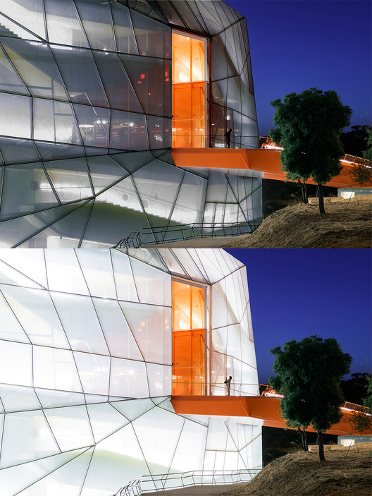 Plasencia Auditorium and Congress Center / Selgascano. Image © Iwan Baan