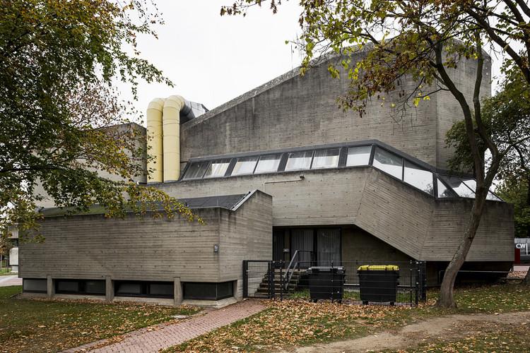 Lycée (Auditorium Hückelhoven), Christoph Parade and Brigitte Parade.  Image © Stefano Perego