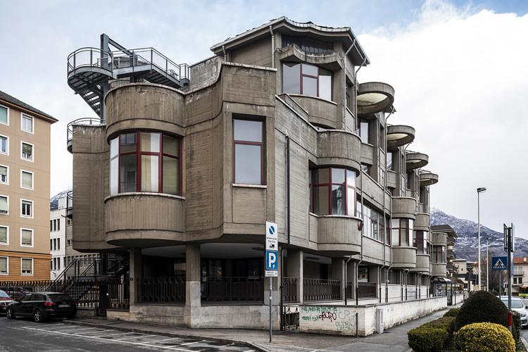 Regina Maria Adélaïde Institute in Aosta.  Image © Stefano Perego