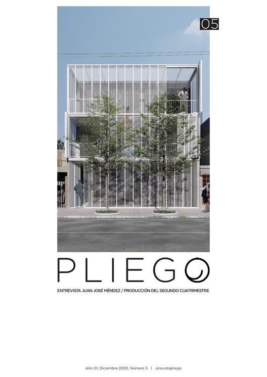 Revista Pliego N°5