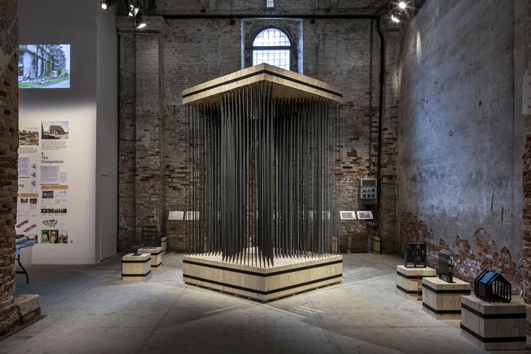 Architecture of Transitions: BAAG's Installation for the 2021 Venice Biennale , Arquitectura de las Transiciones. Image Cortesía de BAAG