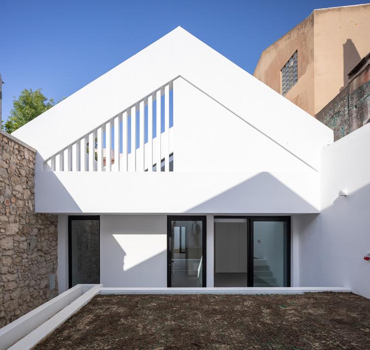Casa na Serração / Homestorming + André Caetano, © Nuno Almendra