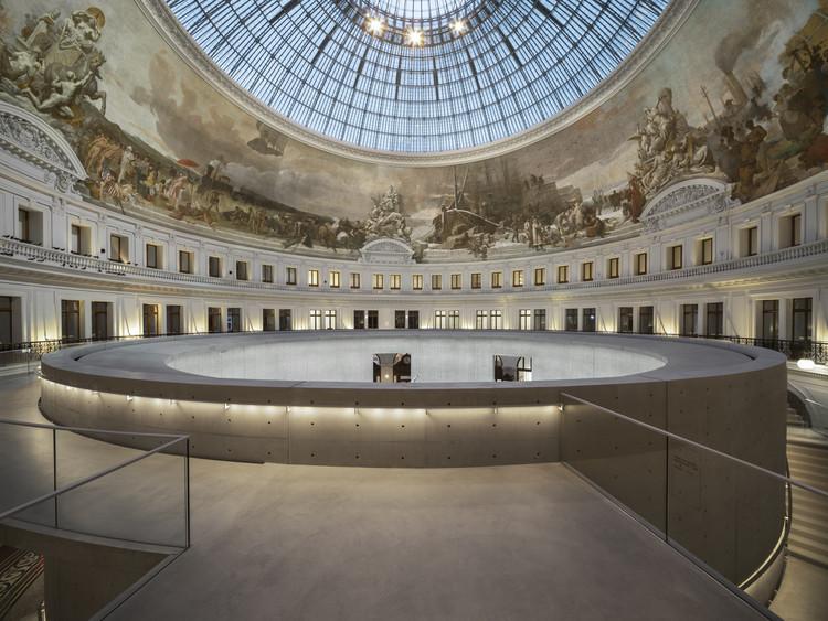 Arquitectura dentro de la arquitectura: Tadao Ando transforma la Bolsa de Comercio de París, © Cyrille Weiner
