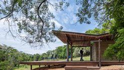 Sauna Malabar / Bela Gebara Arquitetura
