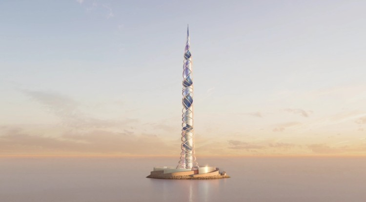 World's Second Tallest Tower to be Built in Russia, © Kettle Collective