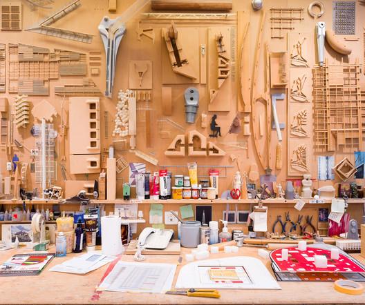 Renzo Piano Building Workshop (RPBW). Imagem © Marc Goodwin