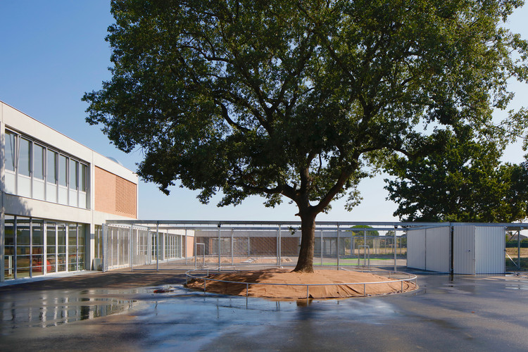 School Piquepeyre / ppa architectures, © Philippe Ruault