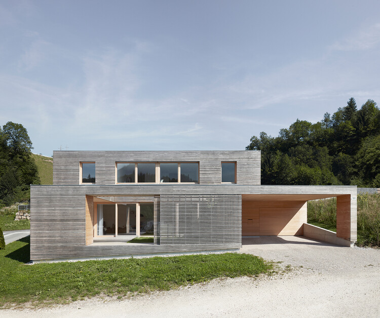 Courtyard House Sebi / Architekt Torsten Herrmann, © Adolf Bereuter