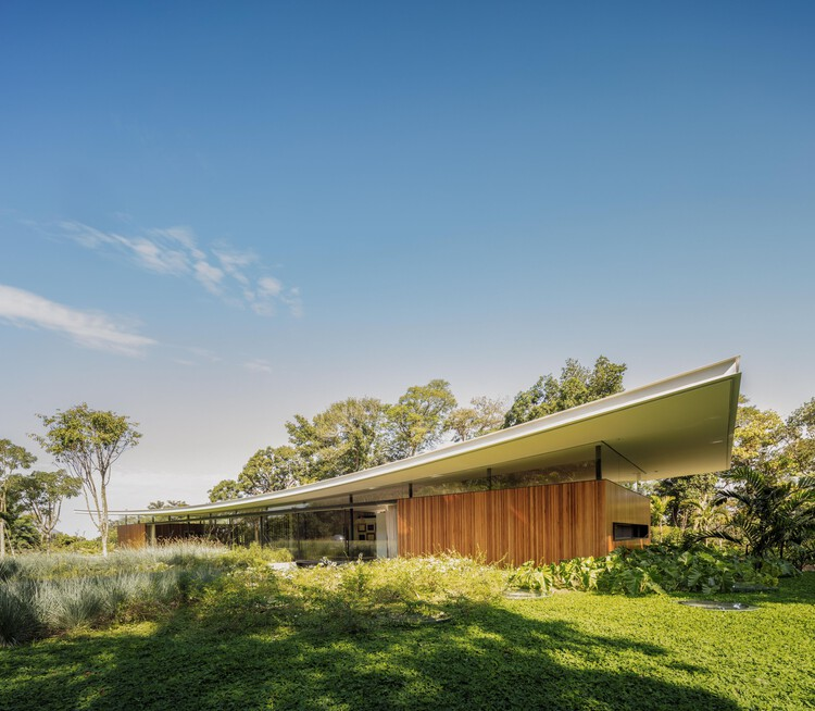 Casa Asa / Bernardes Arquitetura, © Fernando Guerra | FG+SG