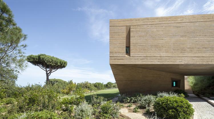 Villa Varoise / NADAAA, © John Horner