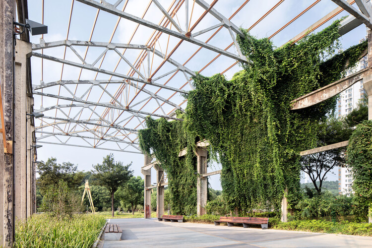 Parque Docklands / BAU Brearley Architects + Urbanists, © Xiazhi, Zeng Jianghe