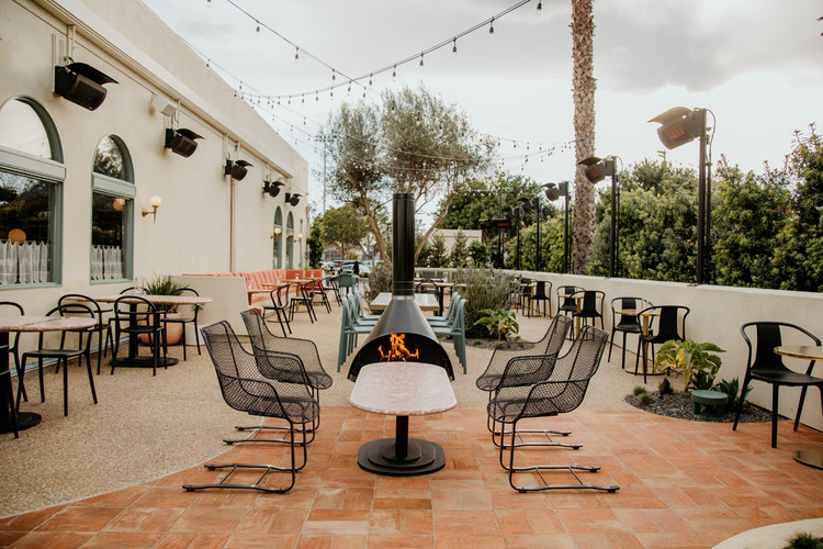 In Southern California, Outdoor Dining Changes the Hospitality Landscape, Courtesy of Devin Castaneda