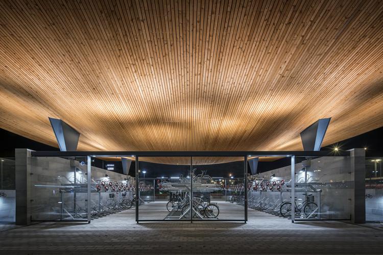 The South Entrance / Tengbom. Image © Felix Gerlach