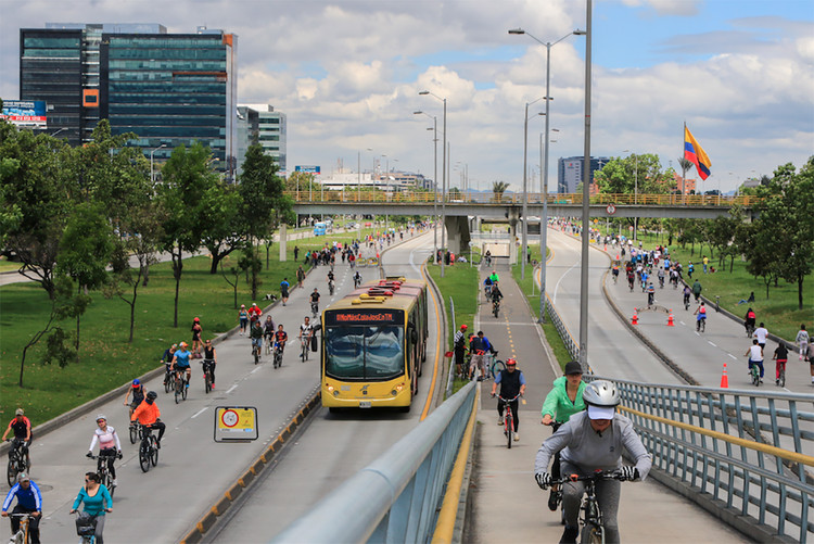 © Municipality of Bogota