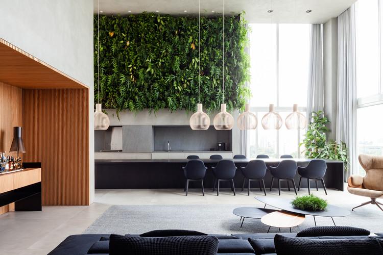 Apartment CDS / David Ito Arquitetura © Pedro Vannucchi