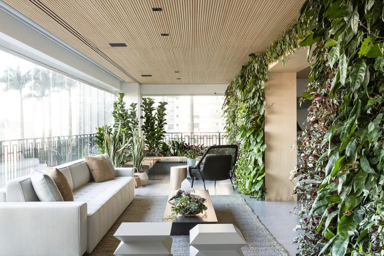 Apartment KTS / Triplex Arquitetura © Ricardo Bassetti