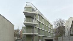 Edifício Residencial Hegenheimerstrasse / Itten+Brechbühl