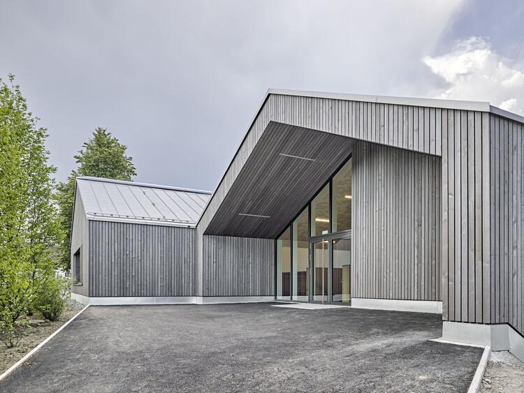 Kindergarten Ebertswil  / Illiz Architektur, © Roger Frei