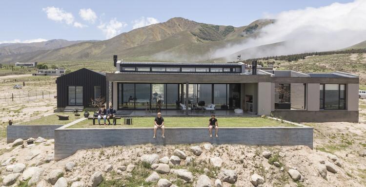 Casa Nubes / Etéreo Arquitectos, © Jimena Montenegro
