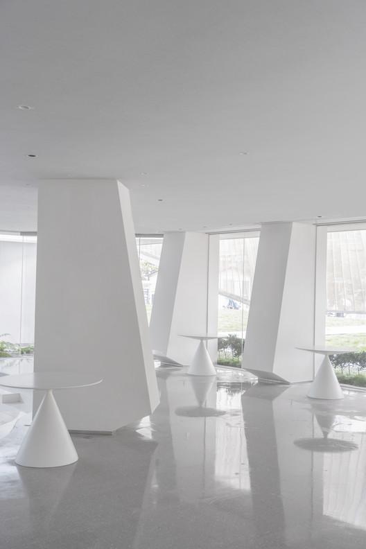 Big Room. Image © WDi
