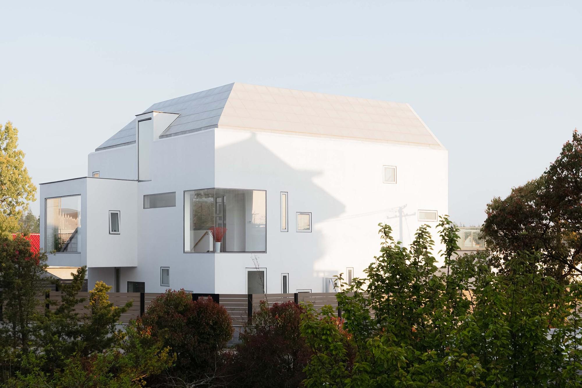 Wang House / Yuanxiuwan Architect & Associates