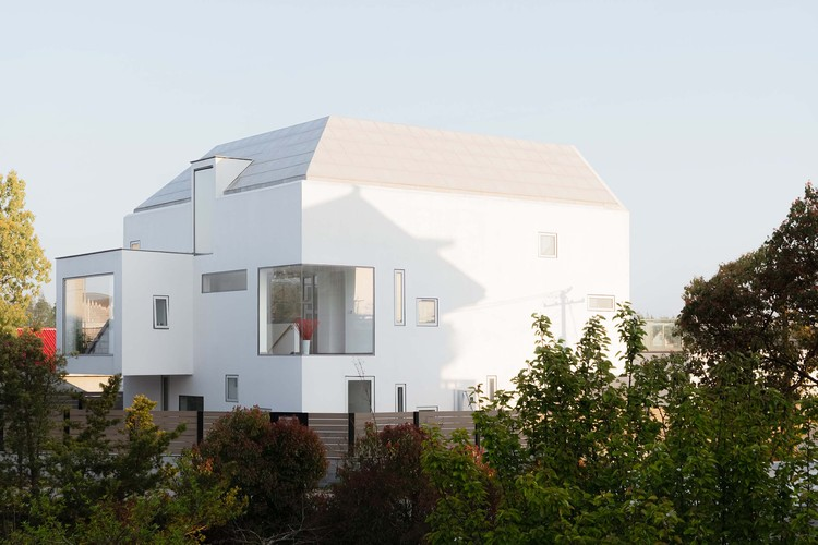 Wang House / Yuanxiuwan Architect & Associates, © Xiaobin Lv