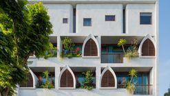 Hotel Le Bouton / D1 Architectural Studio