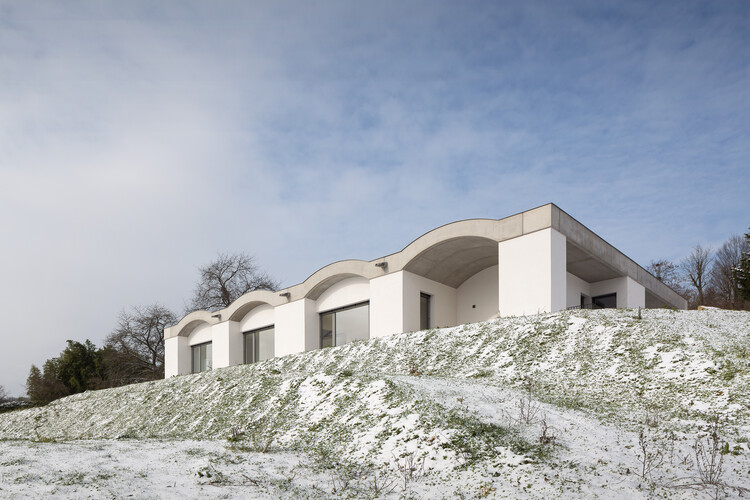 Casa en la ladera / Agence Vulcano-Gibello, © Olivier Mathiotte