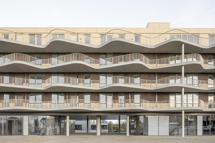 Edifício Residencial Westerschans 1B / Zoetmulder + Jeanne Dekkers Architectuur, © Jeroen Verrecht