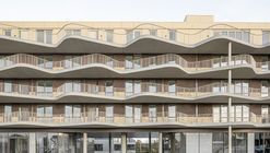 Edifício Residencial Westerschans 1B / Zoetmulder + Jeanne Dekkers Architectuur