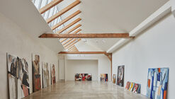 Jardim de Ioga e Galeria de Arte Brno / RO_AR Szymon Rozwalka architects