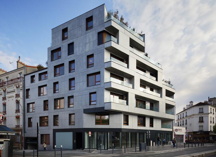 Apartamentos Le Copenhague / Christophe Rousselle, © Antoine Huot, Takiju Shimmura
