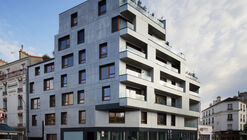 Apartamentos Le Copenhague / Christophe Rousselle