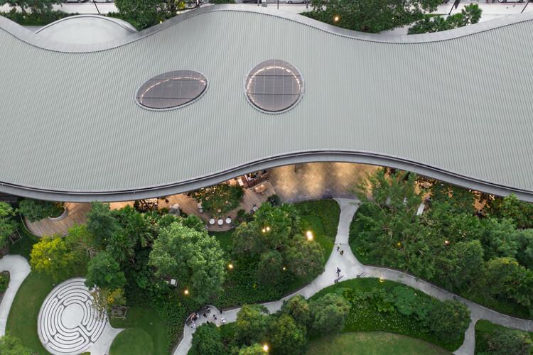 VELAA, Complejo comercial de Sindhorn Village / Architects 49, © W Workspace