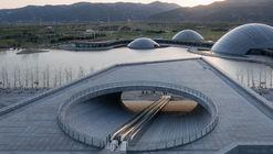 Jardim Botânico de Taiyuan / Delugan Meissl Associated Architects