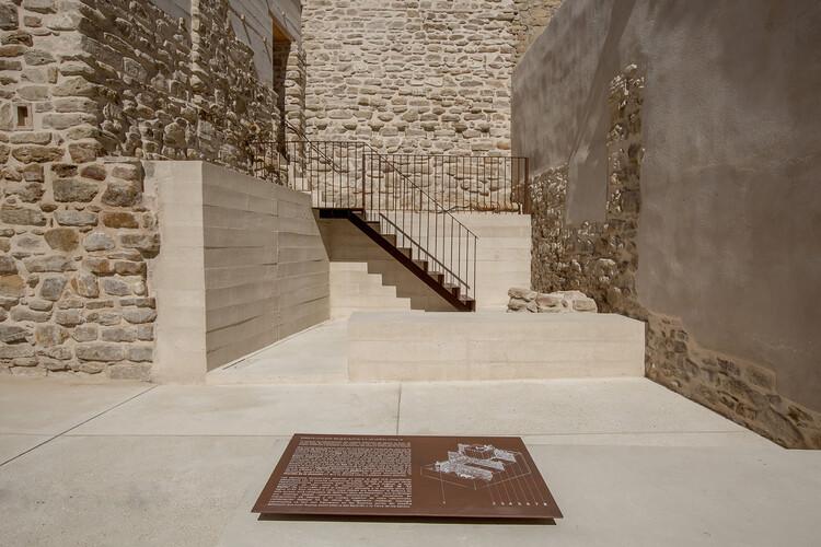 Espaço Informativo e Interpretativo Alcázar de Arjona / Mensulae | Arquitectura & Patrimonio, © J. Escudero
