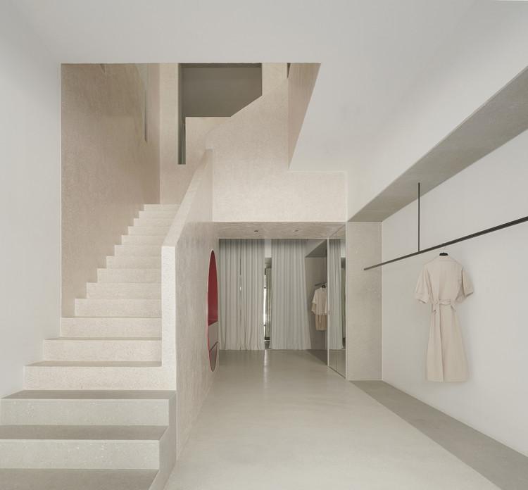 Pau Flagship Store / Estudio DIIR, © David Zarzoso