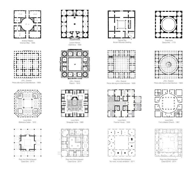 """Supra Order: """"Estamos convencidos de que la arquitectura es universal y posee un lenguaje propio"""", Serie retrospectiva Pezo Von Ellrichshausen. Image Cortesía de Supra Order"""