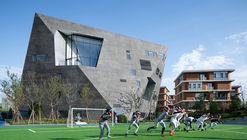 Shanghai Qingpu Pinghe International School / OPEN Architecture