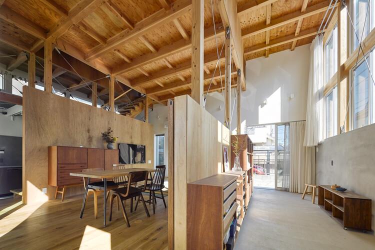 House in URAWA / Kazuya Saito Architects, © Masao Nishikawa