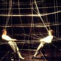 "Harvard University Thesis project, ""Anarchitectonics"" 1991. Image © GLUCK+"